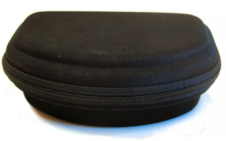 Universal Sunglasses Case - Black