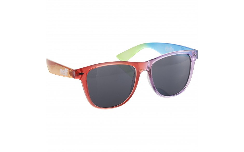 Neff Daily Shades - Clear Rainbow