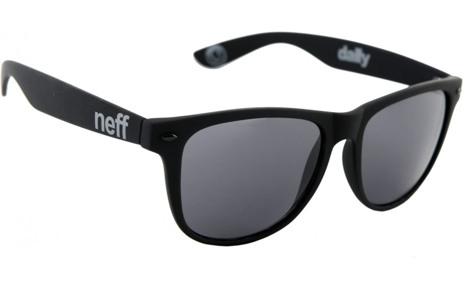 Neff Daily Shades - Matte Black