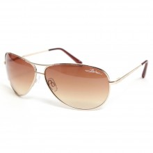 Bloc Navigator Sunglasses - Gold